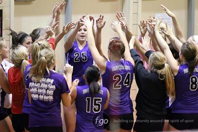 Washburn v Southwest Volleyball 10-18-10
