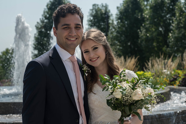Gabe & Becca's Wedding