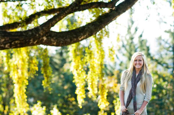 Maegan Senior Photoshoot
