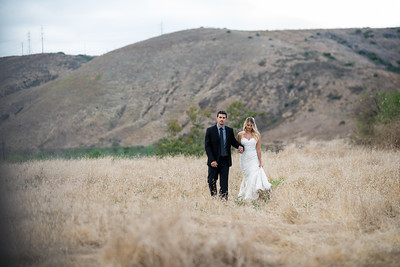 Lover's Hills Wedding Shoot