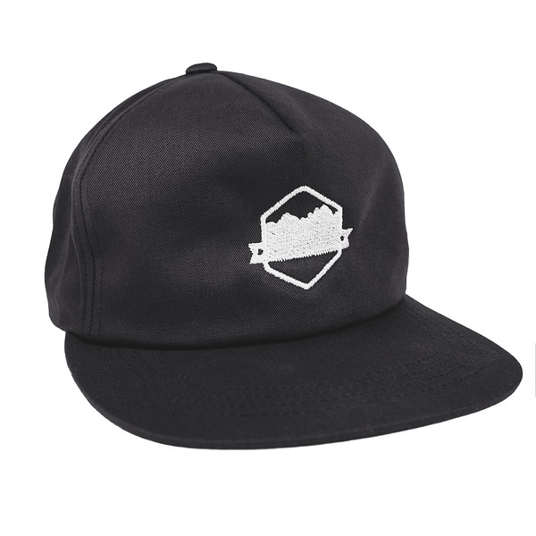 Outdoor Apparel - Organ Mountain Outfitters - Hat - Unstructured Snapback Cap Black.jpg