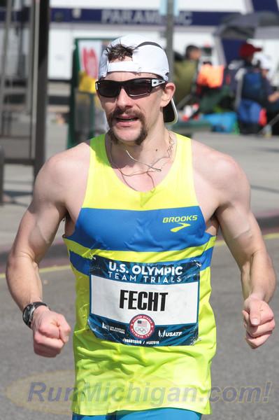 Featured (v) - 2016 Olympic Marathon Trials