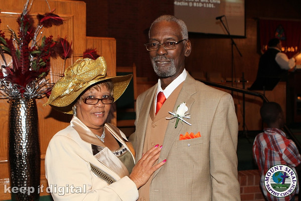 Pastor Wife 27th Pre-Post Service