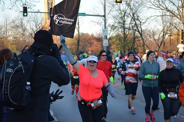 Naperville Marathon 2015