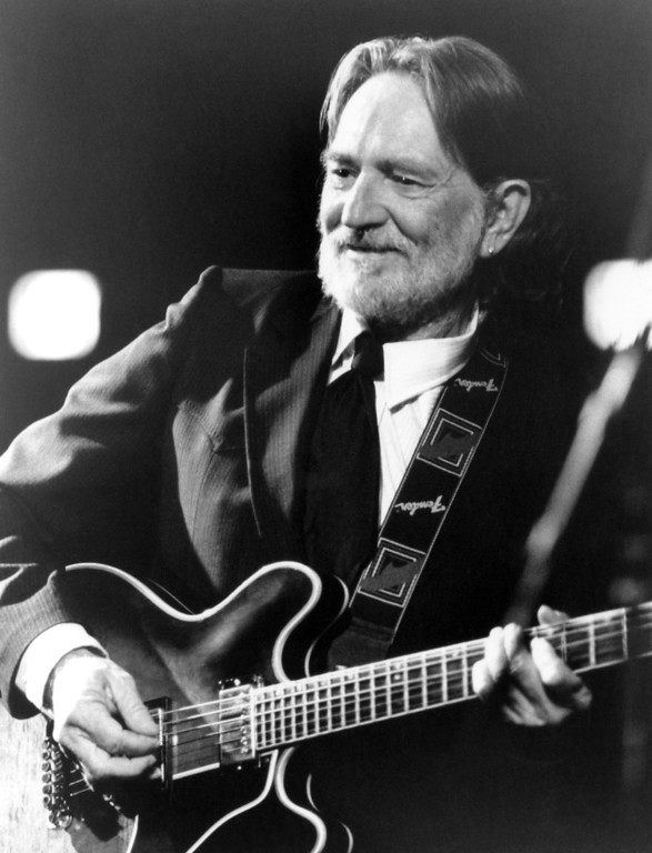 . Willie Nelson in 1989. (AP Photo)