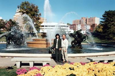 10-17-1999 Gail Mukaihata @ Kansas City, MO