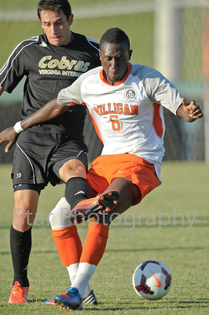 Milligan vs VI Men 9-4-2013