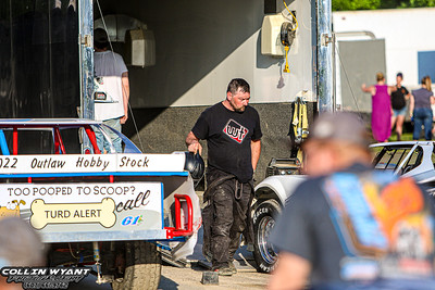 Outlaw Speedway - Collin Wyant - 6/11/21