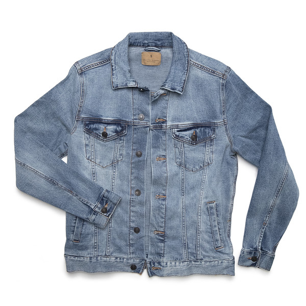 Outdoor Apparel - Organ Mountain Outfitters - Denim Jacket Light Front.jpg