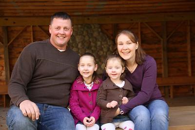 Hutton family 10-6-12