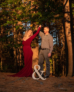Kyla & Andy's Engagement Photos 2020