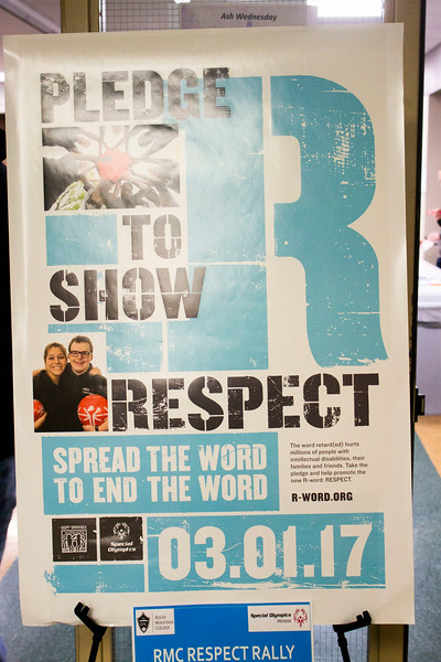 2017 Annual RMC Respect Rally