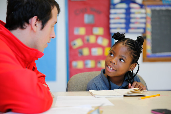 In-School Photography 2017 - City Year Memphis