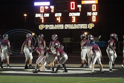 Troup High School Football vs Hooks High School - PLAYOFFS by Joey Corbett
