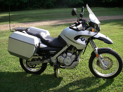 F650 GSA