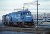 Conrail; Lansdale, Pennsylvania; January 22, 1995