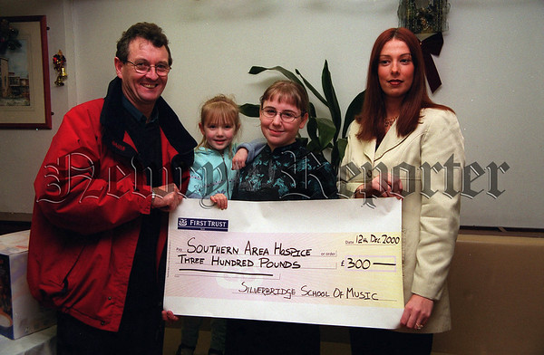 R0050005 Hospice cheque