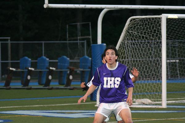 2007-04-05 IHS Boys Soccer vs Interlake