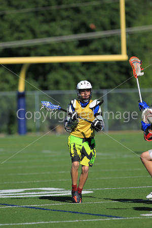 LACROSSE U15 Bird Watchers vs U15 Blue Devils 7/27/2013