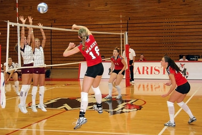 Marist vs. University of Maryland - Eastern Shore 09092006