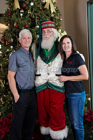 Yorba Linda Chamber Christmas Santa Photo Booth