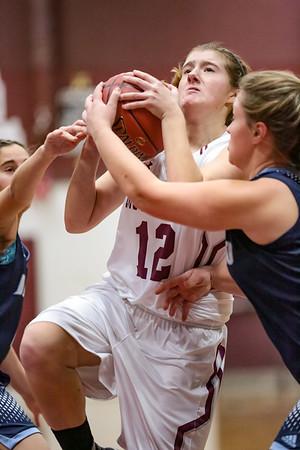 2015 Monmouth vs. Dirigo Girls Basketball