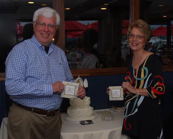 Richard and Susan's 50th Anniversary