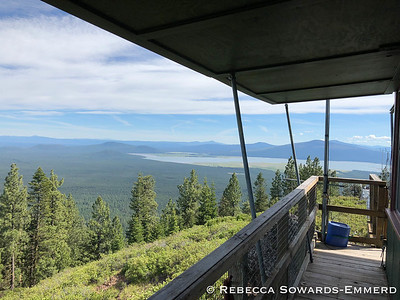 Round Mountain Lookout  (06.22.18)
