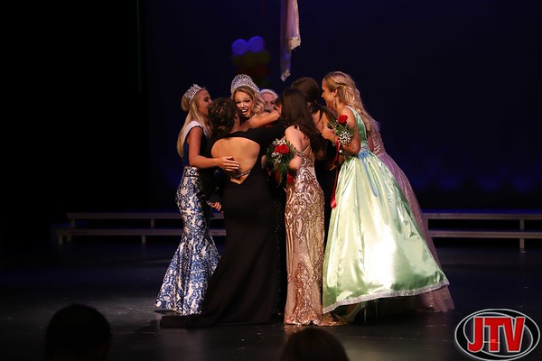 2019 Miss Jackson County RoseQueen Pageant 8-10-19