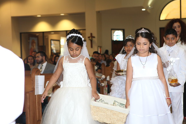 First Holy Communion - May 6, 2017