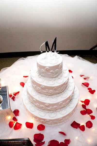 Cake - Tara and Nick