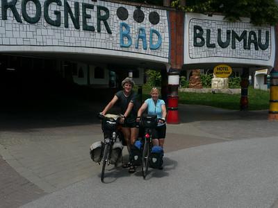 Mo 14..6.10, Bad Blumau - Maribor 111km