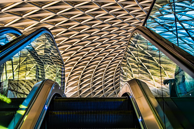 Kings Cross London Railway Stations