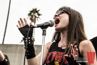 Gabbie Rae Dio Street Party