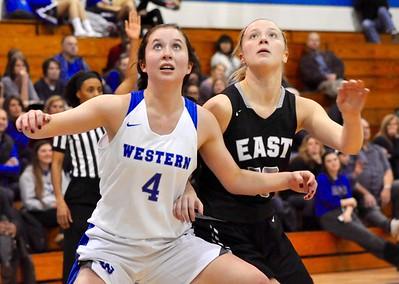 OP WL Western vs. South Lyon East girls basketball