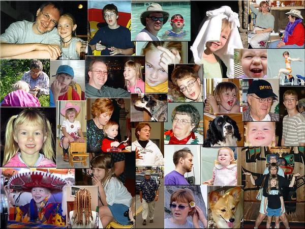 2005 Calendar Photos