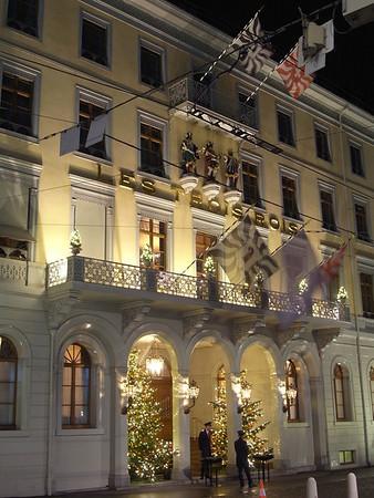 Basel and Bern 2011