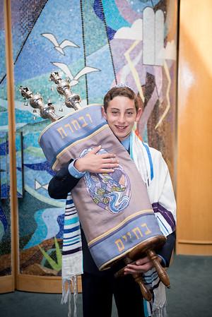 Jacob B Bar Mitzvah