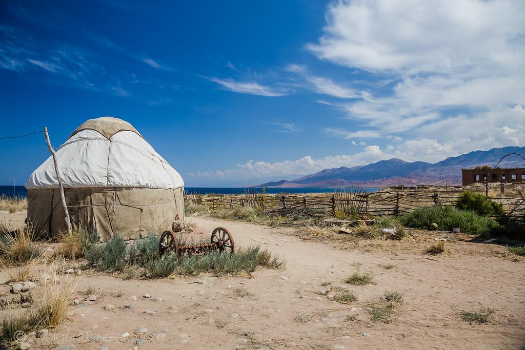 Kyrgyzstan Photos: Bel Tam Yurt Camp Bokonbayevo