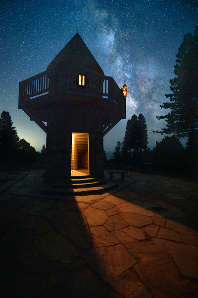 The Night Watchman, Gualala, California