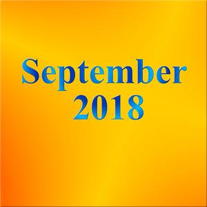 09 - 2018