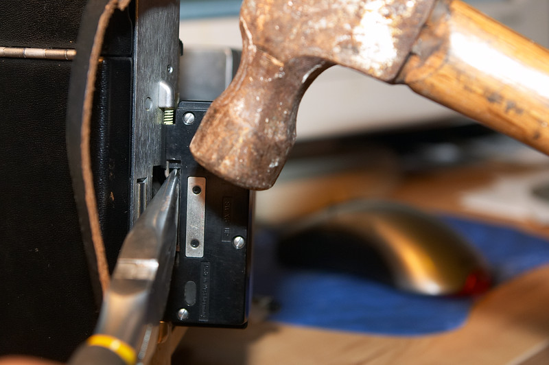 Rangefinder removal