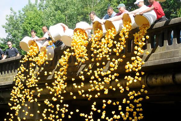 Orangeburg Rotary Duck Race 2013