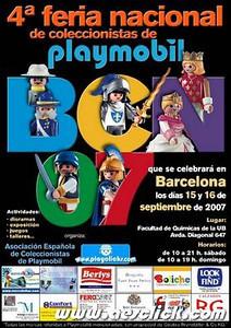 4º Feria Nacional de Coleccionistas de Playmobil