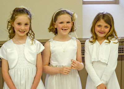 Maya's First Communion