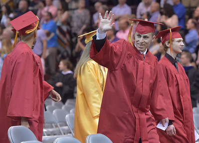 Haverford  High School graduation 2018