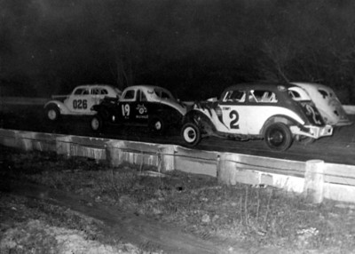 Alcyon Speedway 1957