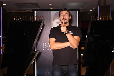 Lanzamiento Bad Boy Carolina Herrera