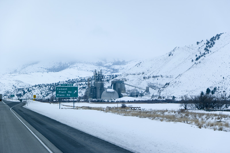 I-84 Oregon