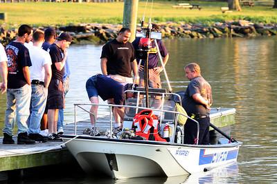 6-1-10 Hudson River, Boat Drill